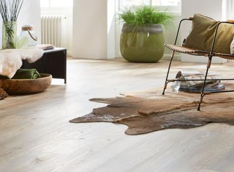 Dit zijn de 5 voordelen van een pvc vloer