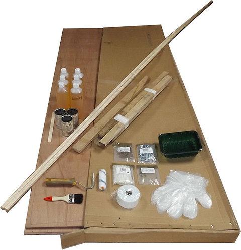 Lakelander canoe kit
