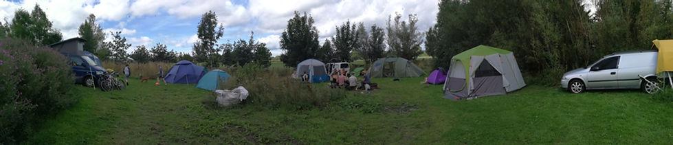 ORCA campsite