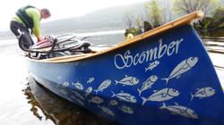 Lakelander canoe building