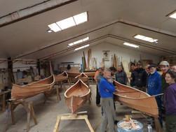 happy canoe builders