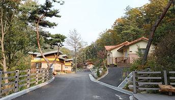 맑은 물이 있는 둔율올갱이마을 캠핑 [웰촌]_성불산 산림휴양단지.jpg