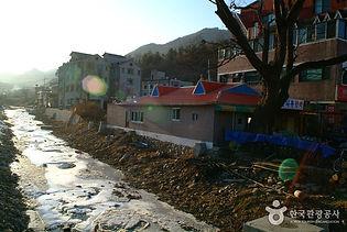 강변 따라 즐기는 오붓한 가족캠핑_강촌유원지.jpg