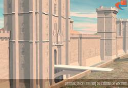 Restitution architecturale 3D