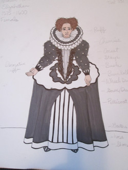 Elizabethan: Female