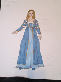 Italian Renaissance: Female