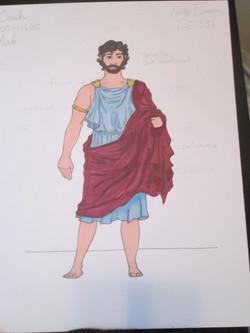 Greek: Male