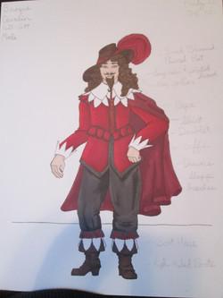 Cavalier: Male