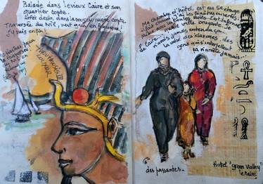 Balade dans le vieux Caire