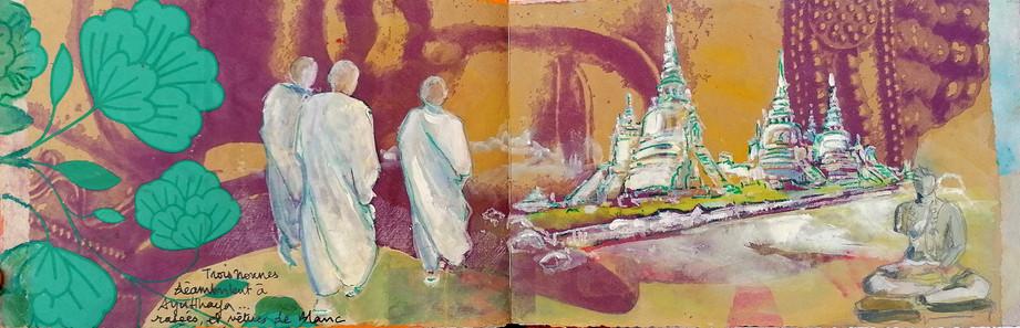 Les trois nones d'Ayutthaya