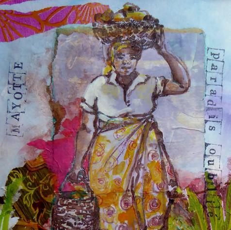 Femme de Mayotte