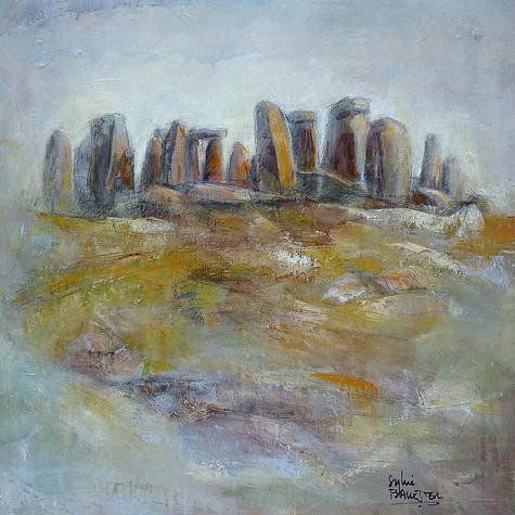 Mystérieux Stonehenge