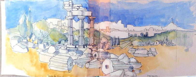Ruines a Grigente
