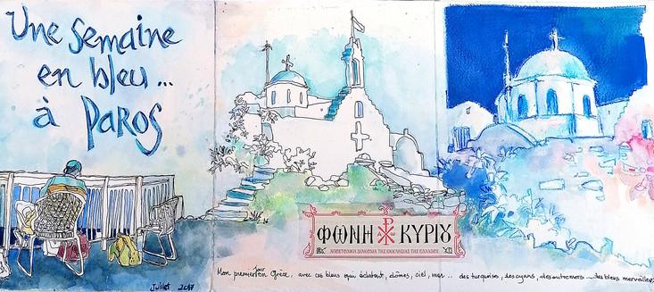Saint Constantin Paros