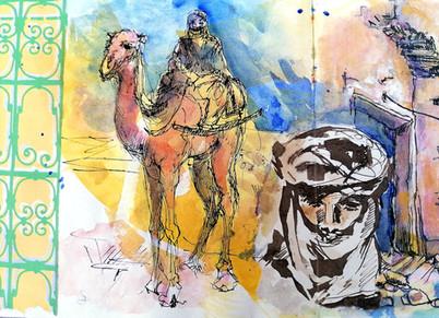 Le chameau d'Abdallah