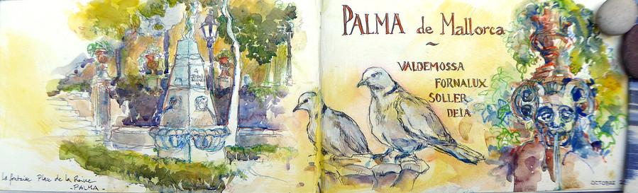 Double page Palma