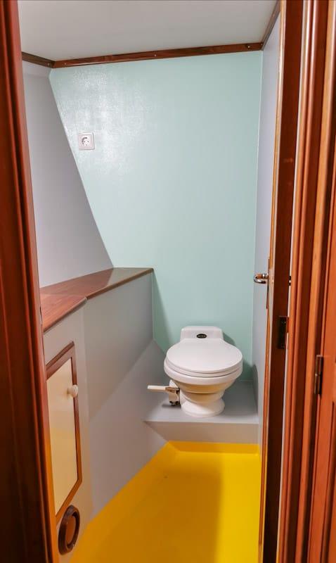 Toalett Cabin 1