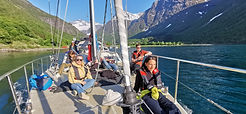 The Day trip   Jolly Good Times Sailing   Sunnmøre, Norway