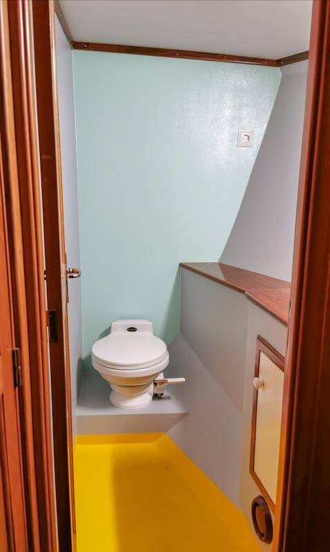 Toalett Cabin 2
