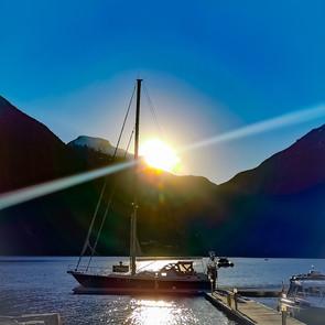 Enjoy the best sunsets