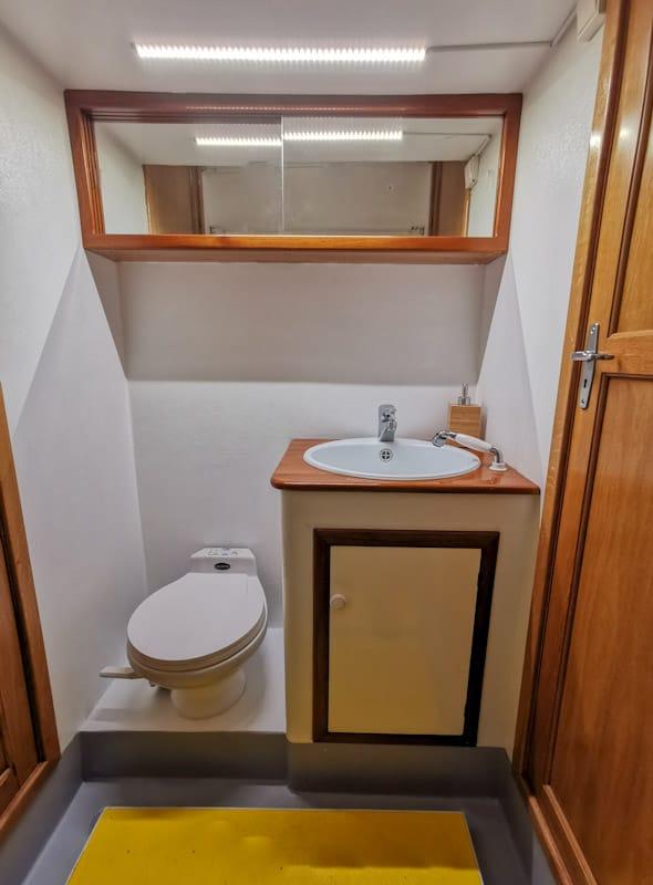 toalett -Aft