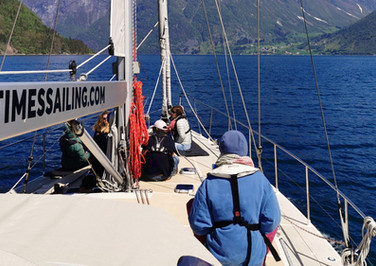 Enjoy the fjord in the most comfortable way