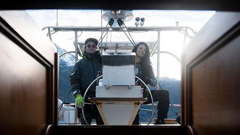 Ulrik og Maria   Jolly Good Times Sailing   Sunnmøre, Norway