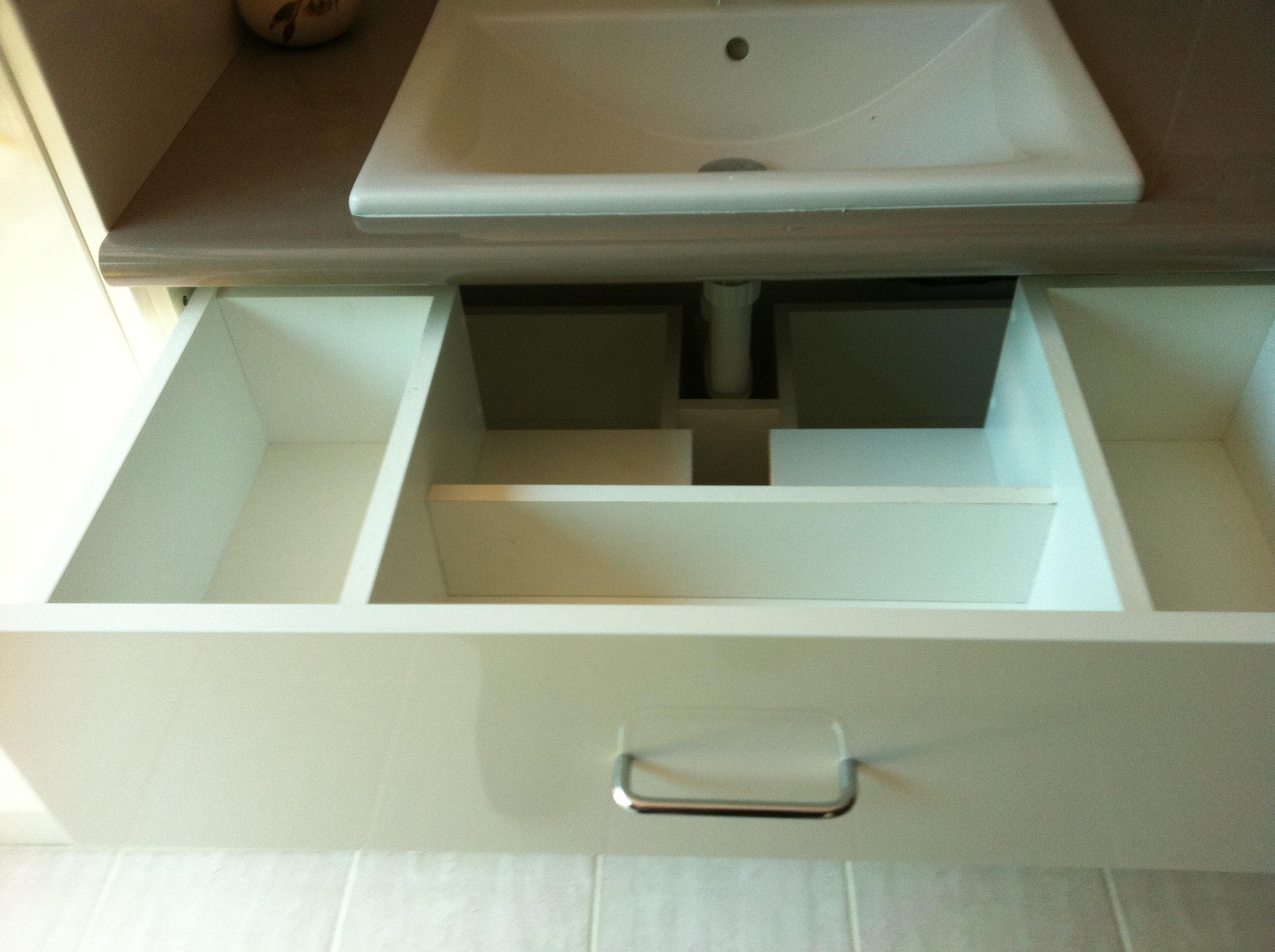 Bathroom Vanity Draw