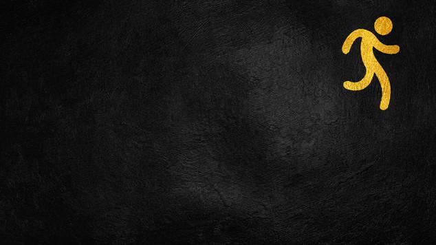 BLACK & GOLD-Icons-Backup Dancer