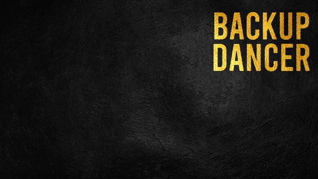 BLACK & GOLD-Backup-Dancer