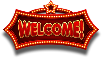 small Welcome Sign