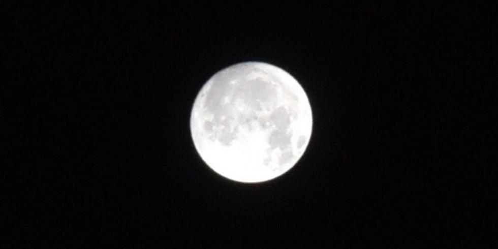 Full Moon Meditation March 8th