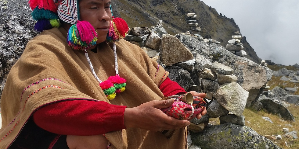 Healing Journey to Peru