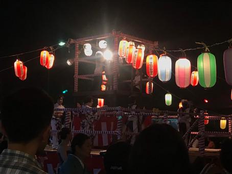 鎌ケ谷駅前祭り
