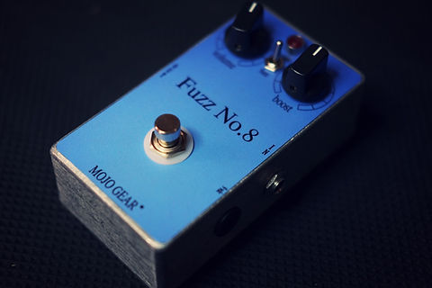Fuzz No.8 by Mojo Gear Fx