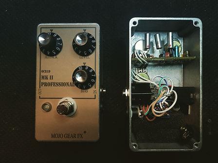 MkII Professional OC81D by Mojo Gear Fx.