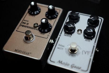 Mojo Fuzz Deluxe NKT275 & MKII Professio