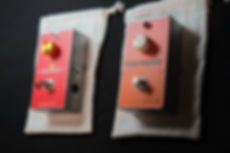 Orange Compressor & Red Boost