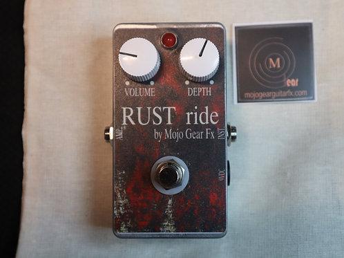 Rust ride Fuzz /Fuzzrite based