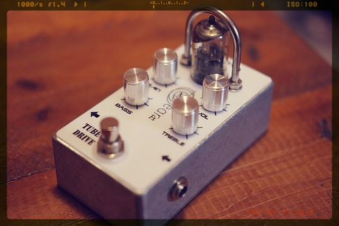 Tube Drive by Mojo Gear Fx