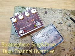 Stratosphere Sing&Drive channel strip
