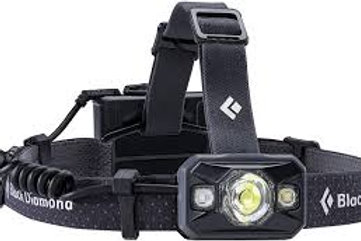 BLACK DIAMOND - ICON - NEGRO - FRONTAL 500 LUMENS