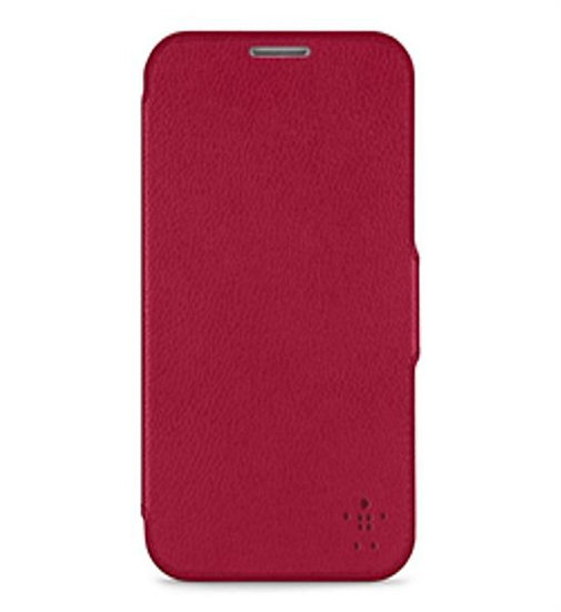 Belkin Snap Folio For Samsung Galaxy Note 2 In Red