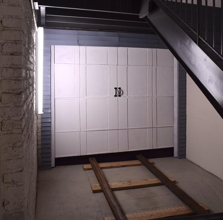 overpriced storage unit