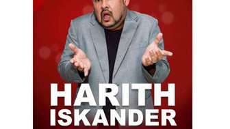 """Harith Iskander I Told You So """"Preview Show"""" (A Work-in-Progress Performance)"""