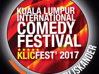 KL INTERNATIONAL COMEDY FESTIVAL 2017