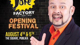 The Joke Factory by Harith Iskander