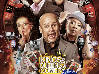 Kings & Queens of Comedy Asia