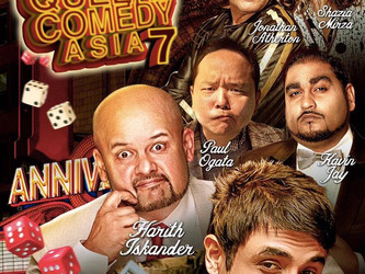 Kings & Queen Comedy Asia 7
