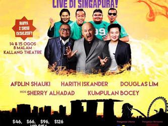 Lawak Ke Der 2015 'Live Di Singapura!'